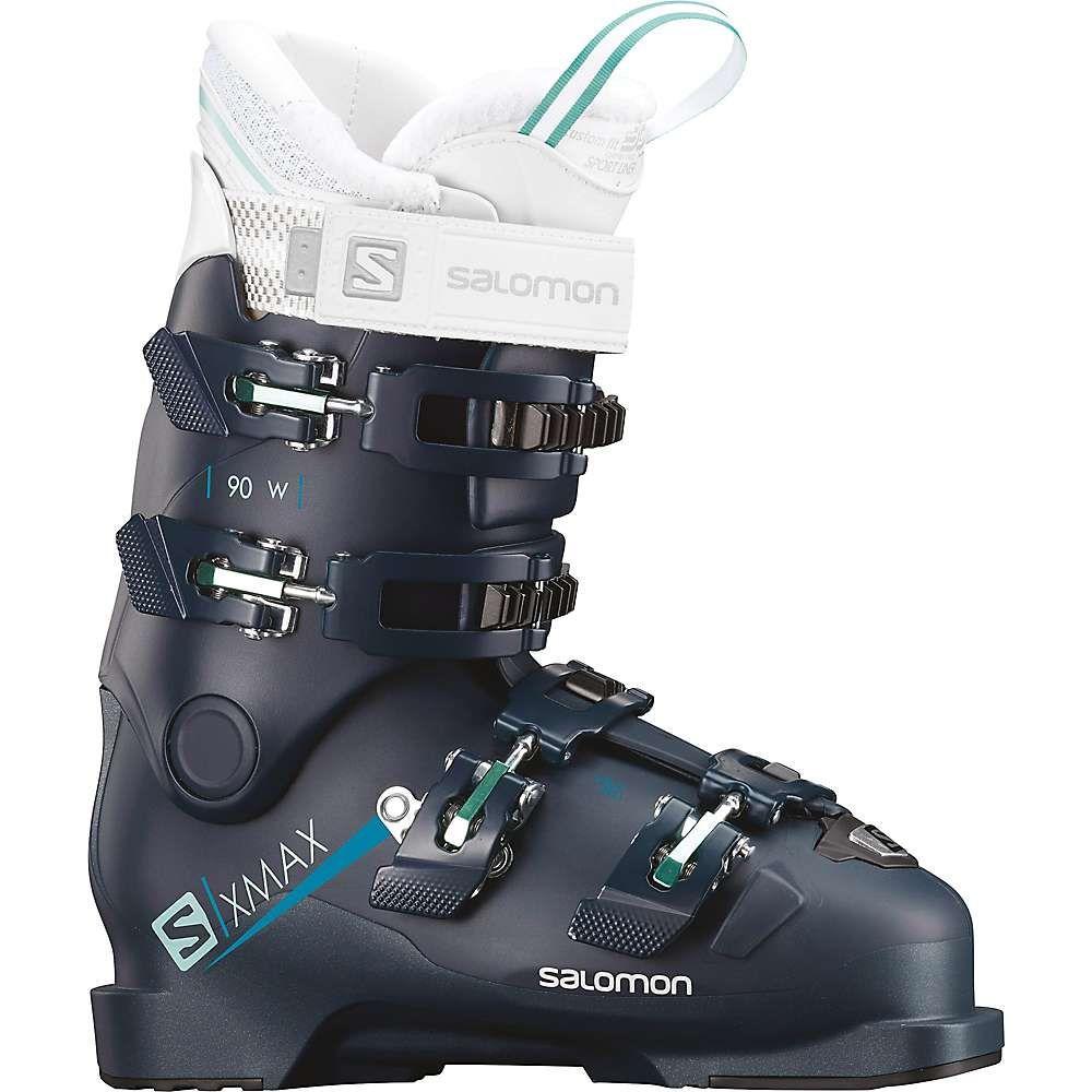 サロモン Salomon レディース スキー・スノーボード シューズ・靴【X Max 90 Ski Boot】Petrol Blue/Petrol Blue/Aruba Blue
