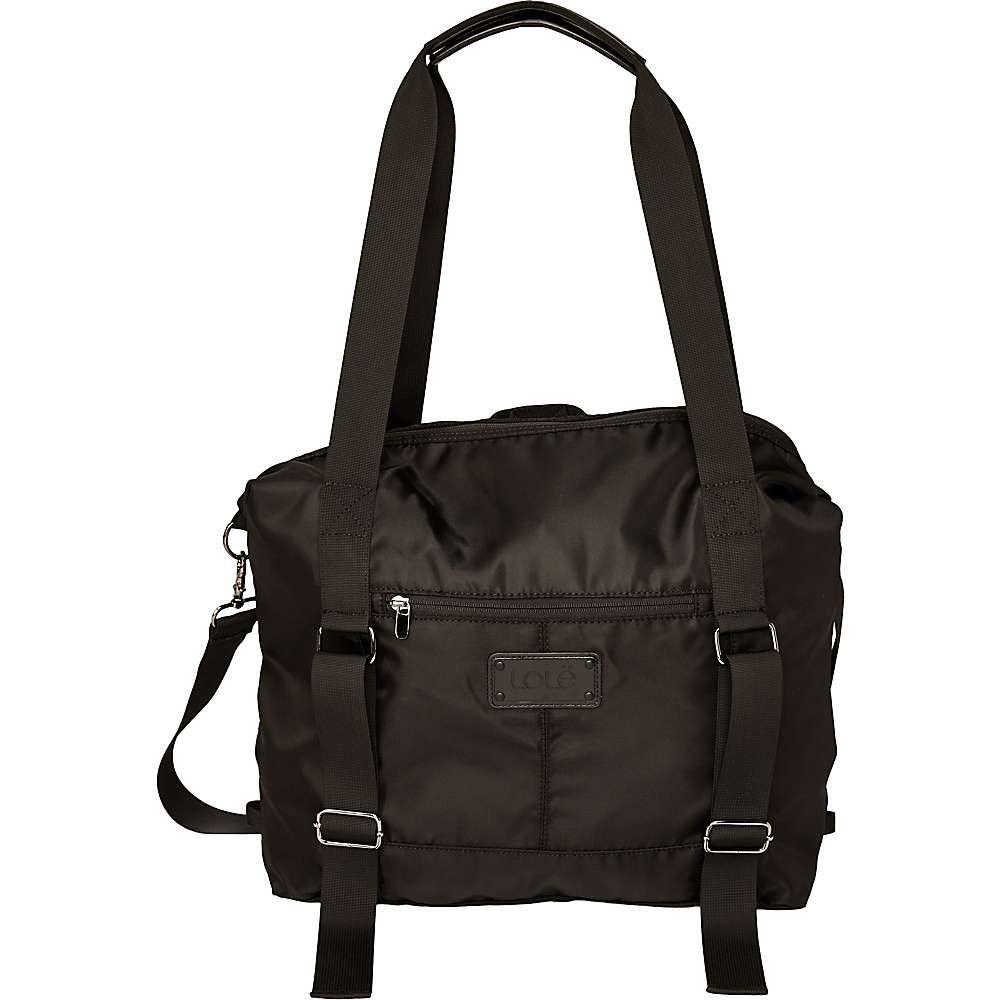 ロール Lole レディース バッグ【Lily Packable Bag】Black