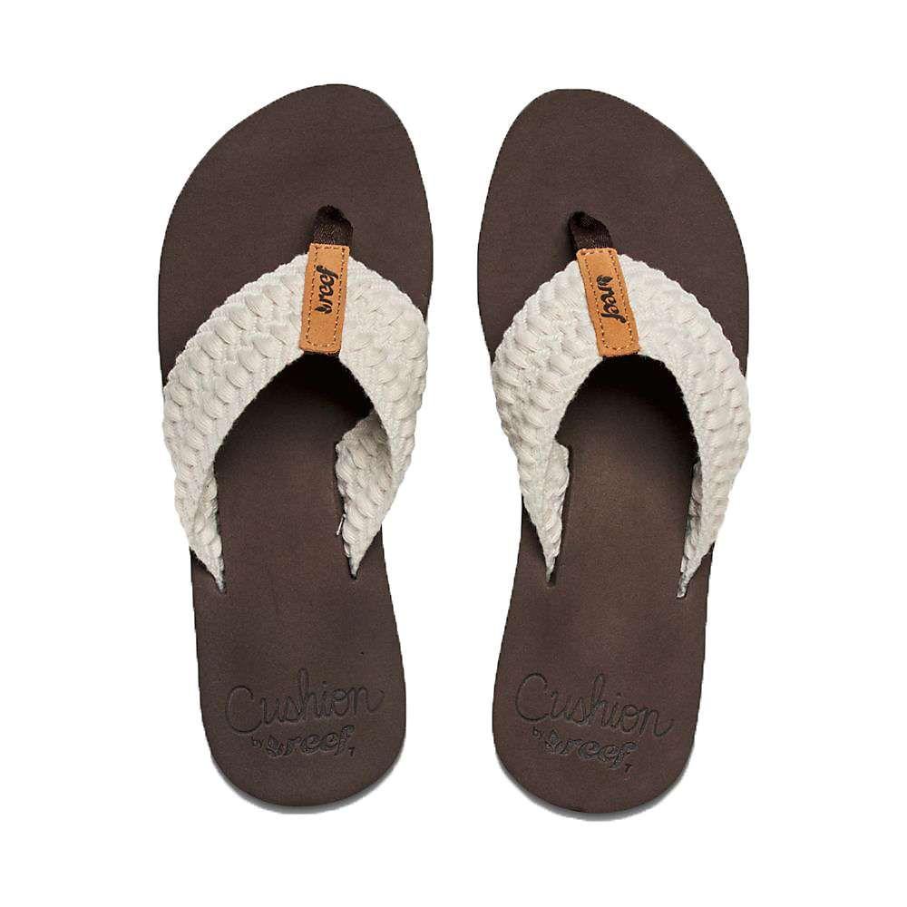 リーフ Reef レディース シューズ・靴 ビーチサンダル【Cushion Threads Sandal】Vintage White
