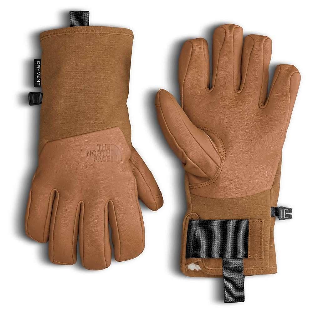 ザ ノースフェイス The North Face メンズ スキー・スノーボード グローブ【Il Solo Glove】Timber Tan