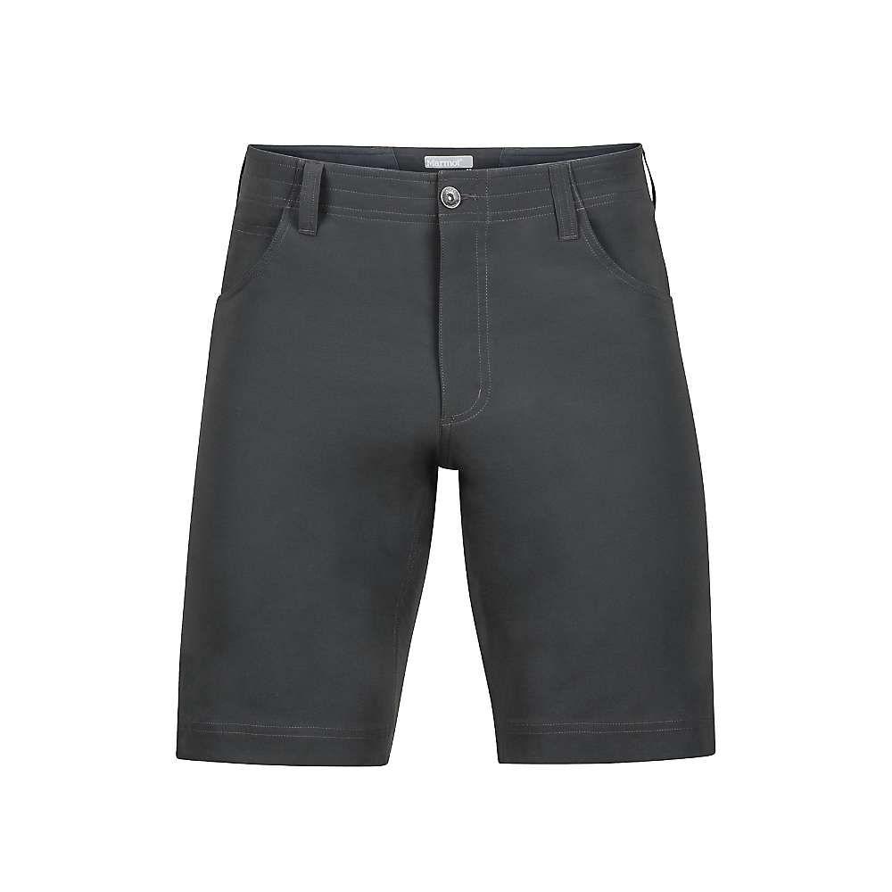 マーモット Marmot メンズ ハイキング・登山 ボトムス・パンツ【Syncline Short】Slate Grey