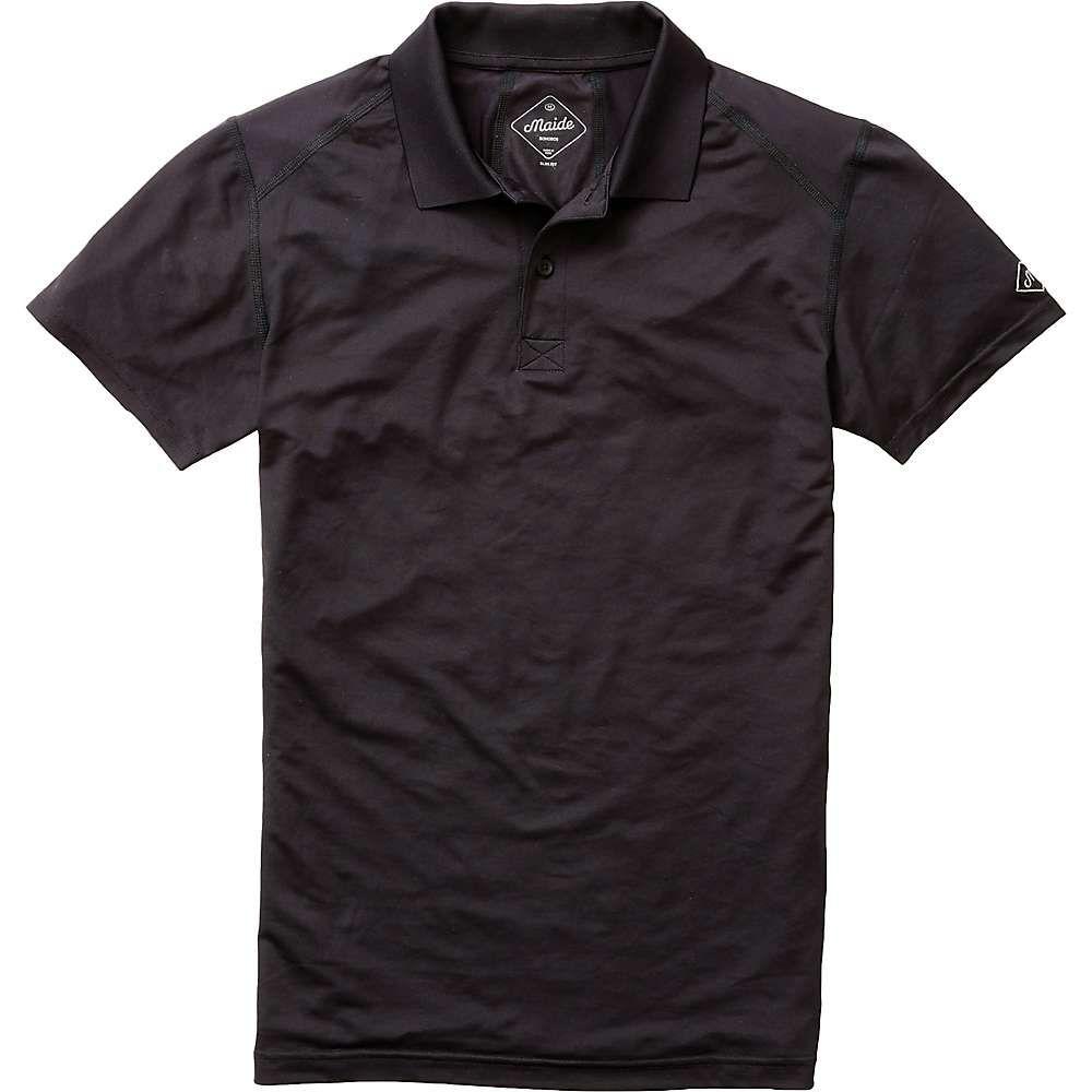ボノボス Bonobos メンズ トップス ポロシャツ【Flex Flatiron Polo】Black