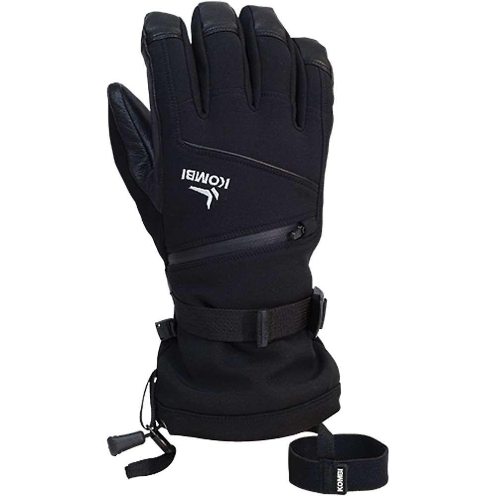 コンビ Kombi メンズ スキー・スノーボード グローブ【Sanctum Glove】Black