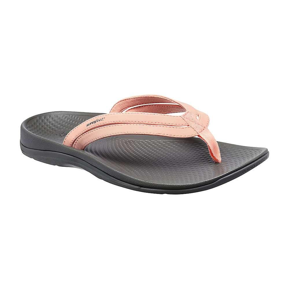 スーパーフィート Superfeet レディース シューズ・靴 ビーチサンダル【Rose Sandal】Tropical Peach