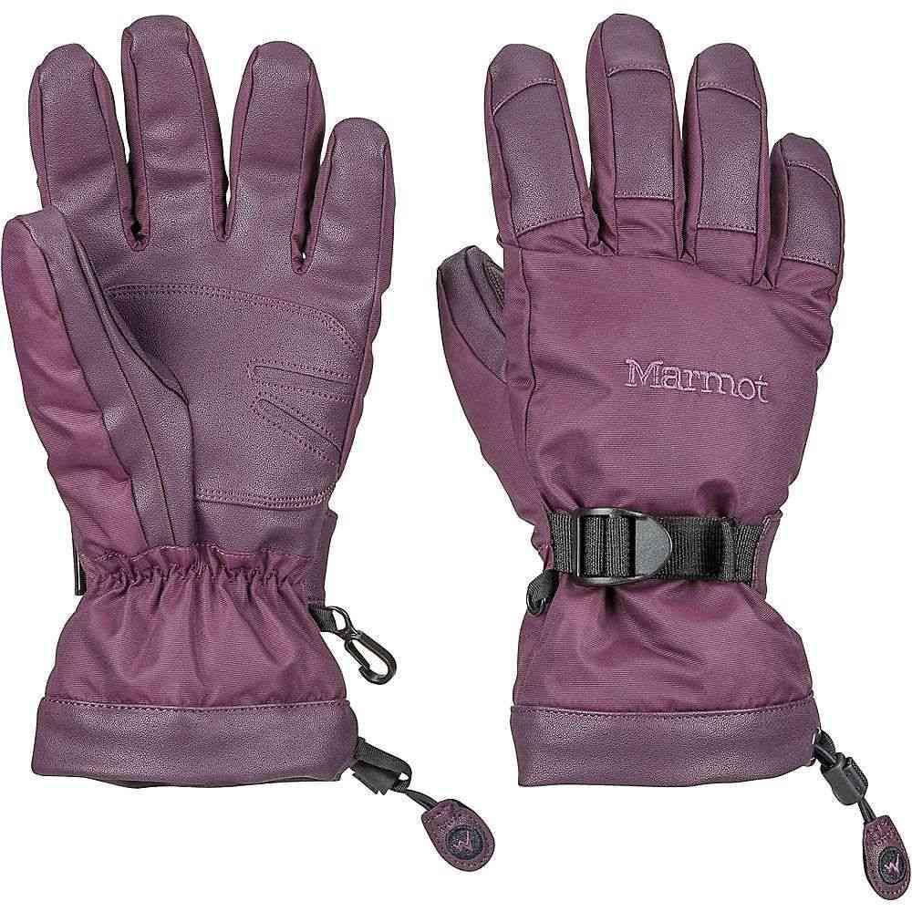 マーモット Marmot レディース スキー・スノーボード グローブ【Nano Pro Glove】Dark Purple