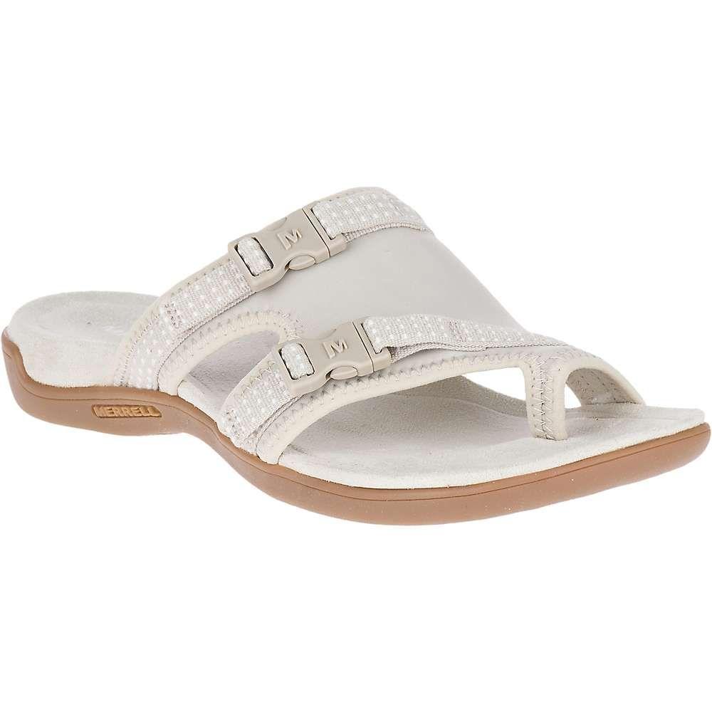 メレル Merrell レディース シューズ・靴 サンダル・ミュール【District Muri Wrap Sandal】Silver Lining