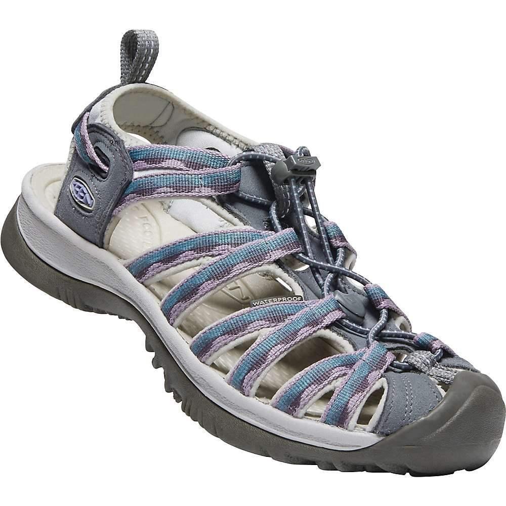 キーン Keen レディース シューズ・靴 サンダル・ミュール【Whisper Shoe】Vapor / Lavendar Grey