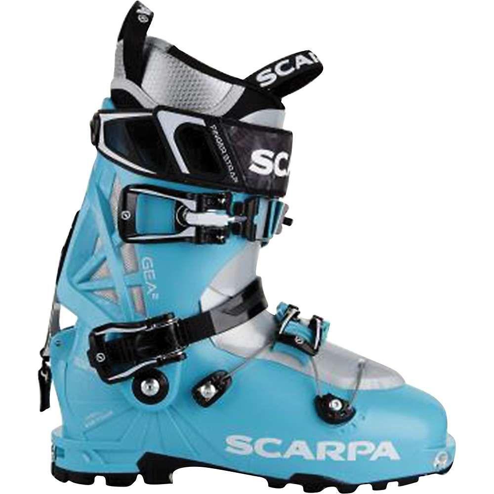 スカルパ Scarpa レディース スキー・スノーボード シューズ・靴【Gea Boot】Scuba Blue