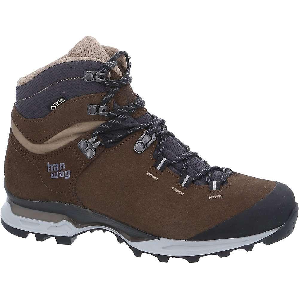 ハンワグ Hanwag レディース ハイキング・登山 シューズ・靴【Tatra Light GTX Boot】Brown / Tan