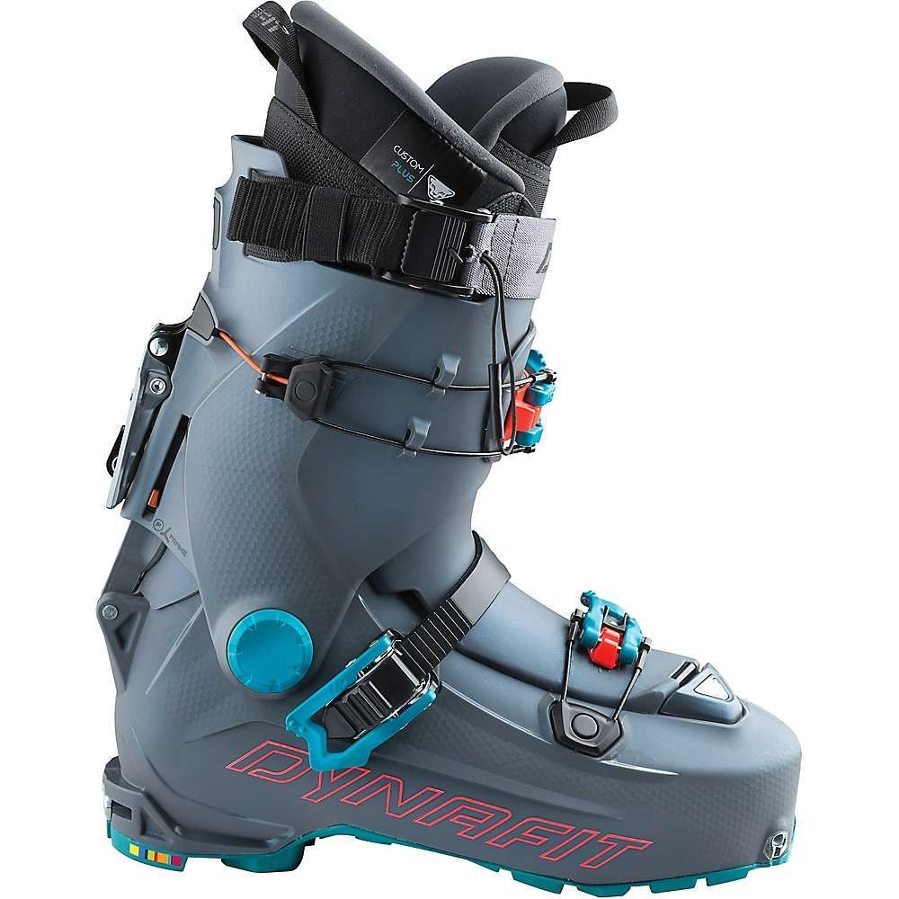 ダイナフィット Dynafit レディース スキー・スノーボード シューズ・靴【Hoji Pro Tour Ski Boot】Asphalt / Hibiscus