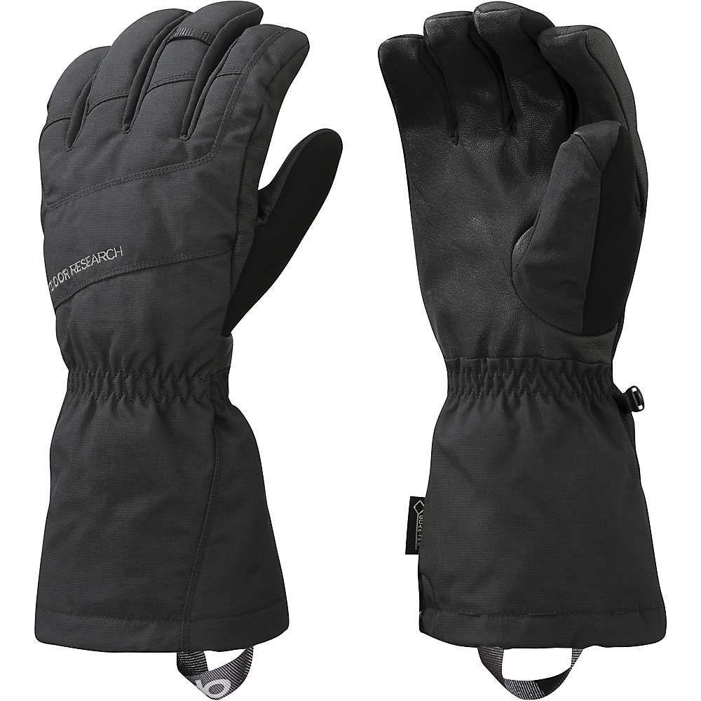 アウトドアリサーチ Outdoor Research メンズ スキー・スノーボード グローブ【Couloir Glove】Black