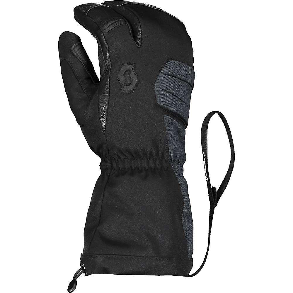 スコット Scott USA メンズ スキー・スノーボード グローブ【Ultimate Premium GTX Mitten】Black