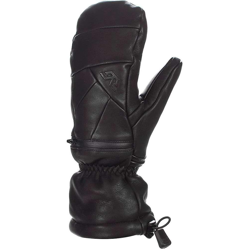 ゴルディーニ Gordini メンズ スキー・スノーボード グローブ【Leather Goose IV Mitt】Black