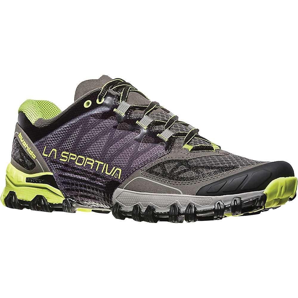 ラスポルティバ La Sportiva メンズ ランニング・ウォーキング シューズ・靴【Bushido Shoe】Carbon / Apple Green