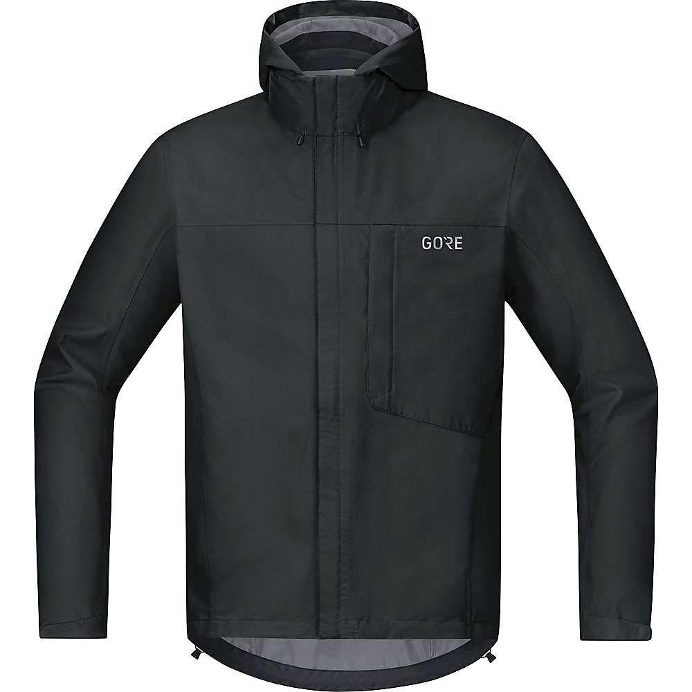 ゴアウェア Gore Wear メンズ 自転車 メンズ アウター【Gore C3 C3 Gore GTX Paclite Hooded Jacket】Black, 京都屋質店:e9195019 --- officewill.xsrv.jp