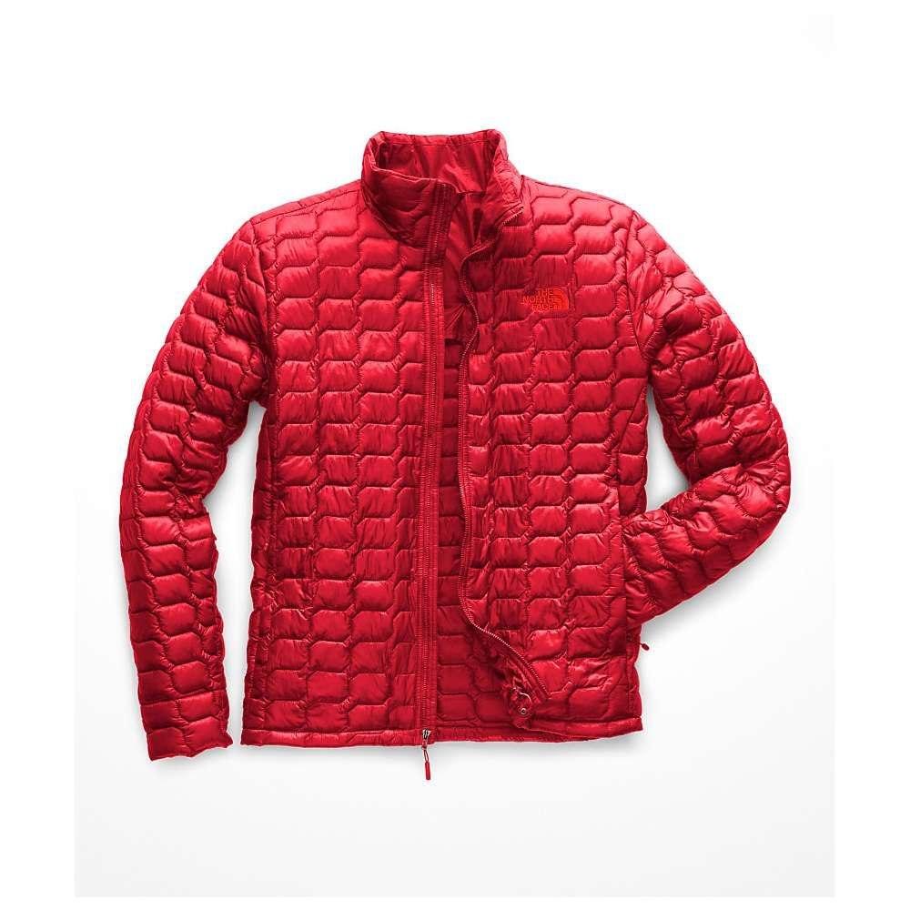 ザ ノースフェイス The North Face メンズ アウター ジャケット【ThermoBall Jacket】Rage Red
