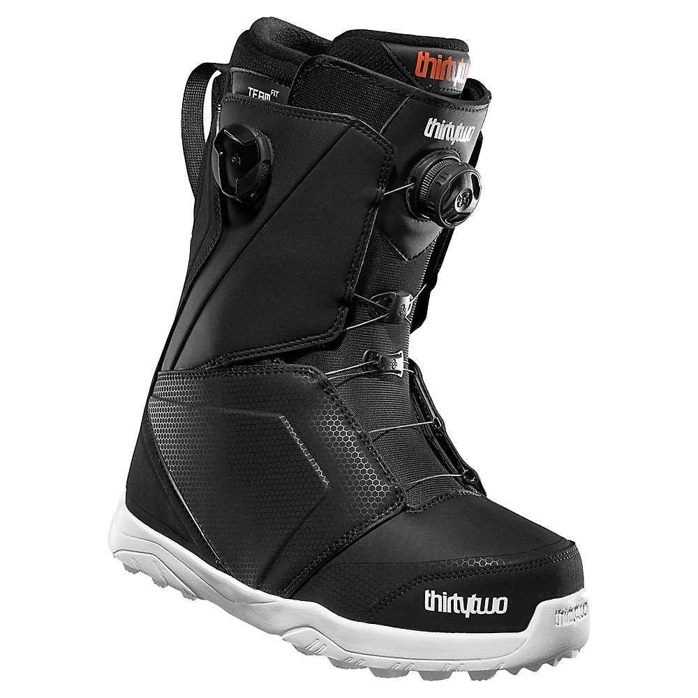 サーティーツー Thirty Two メンズ スキー・スノーボード シューズ・靴【Lashed Double BOA Boot】Black
