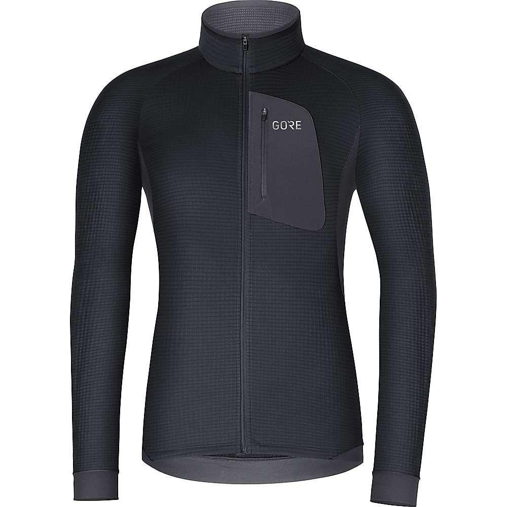ゴアウェア Gore Wear メンズ トップス【Thermo Shirt】Black / Terra Grey
