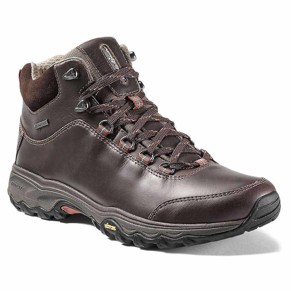エディー バウアー Eddie Bauer メンズ ハイキング・登山 シューズ・靴【Carin Mid Boot】Oak