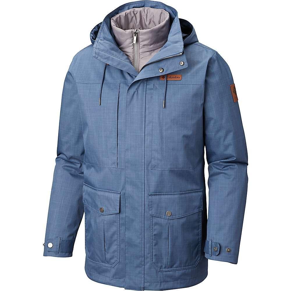 コロンビア Columbia メンズ アウター ジャケット【Horizons Pine Interchange Jacket】Dark Mountain