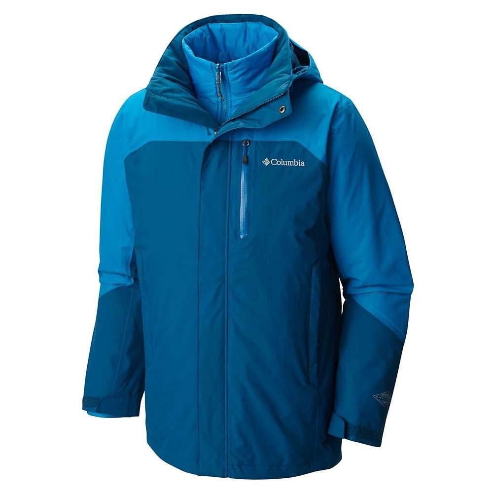 コロンビア Columbia メンズ アウター ジャケット【Lhotse II Interchange Jacket】Phoenix Blue / Dark Compass