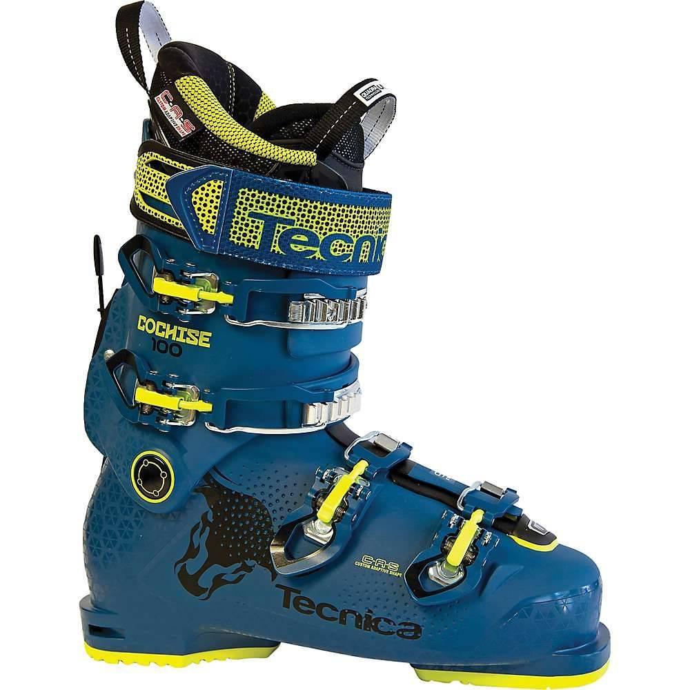 テクニカ Tecnica メンズ スキー・スノーボード シューズ・靴【Cochise 100 Ski Boot】Dark Process Blue