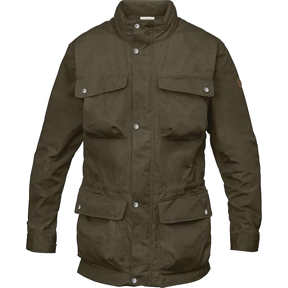 フェールラーベン Fjallraven メンズ アウター ジャケット【Telemark Jacket】Dark Olive