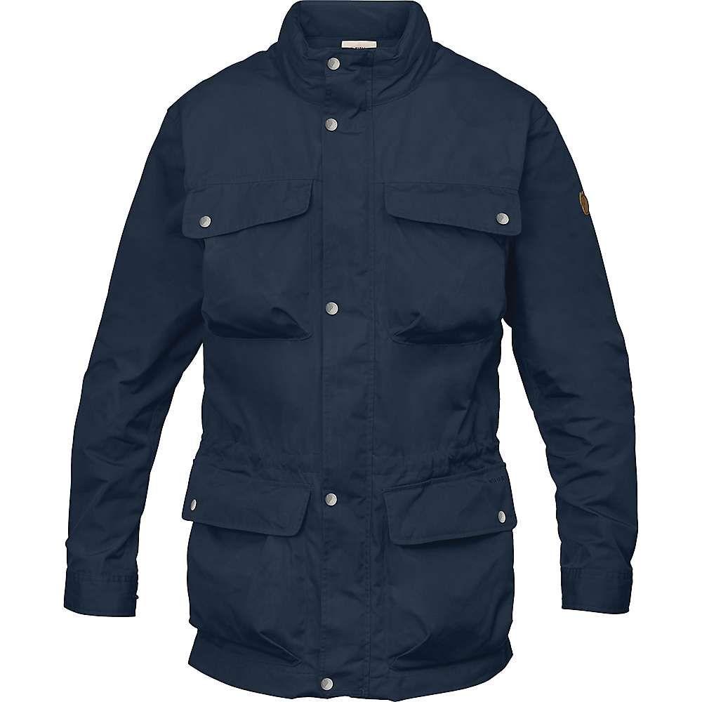 フェールラーベン Fjallraven メンズ アウター ジャケット【Telemark Jacket】Navy