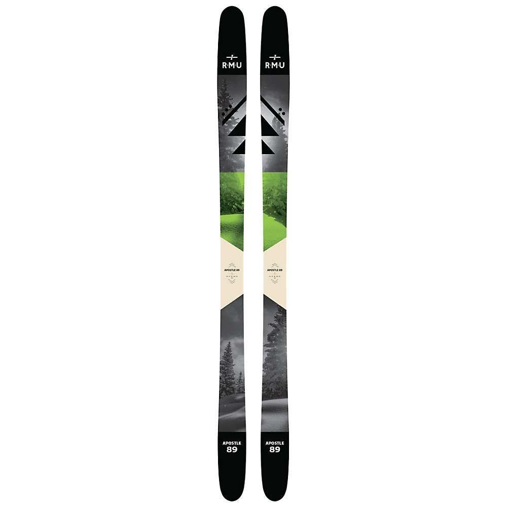 ロッキーマウンツ Rocky Mountain Underground メンズ スキー・スノーボード ボード・板【Apostle 89 Ski】Wood