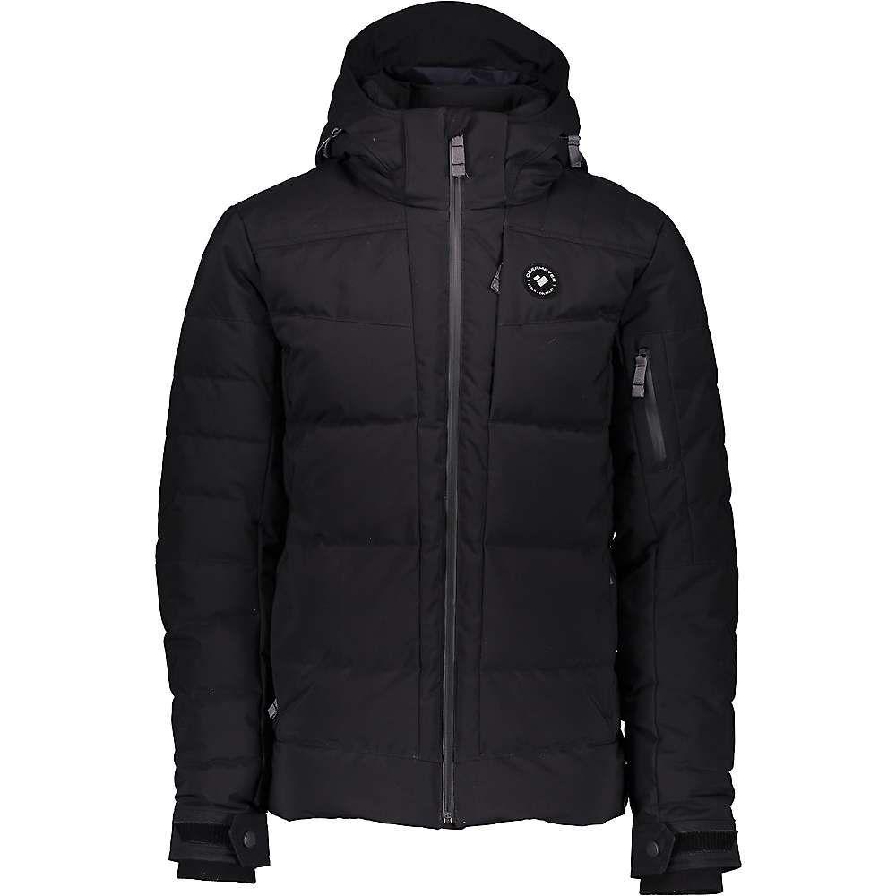 オバマイヤー Obermeyer メンズ スキー・スノーボード アウター【Maxon Down Jacket】Black