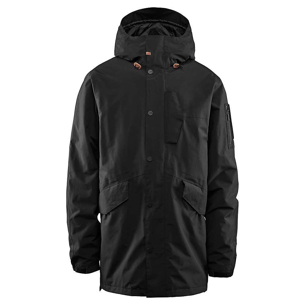 サーティーツー Thirty Two メンズ スキー・スノーボード アウター【Lodger Jacket】Black