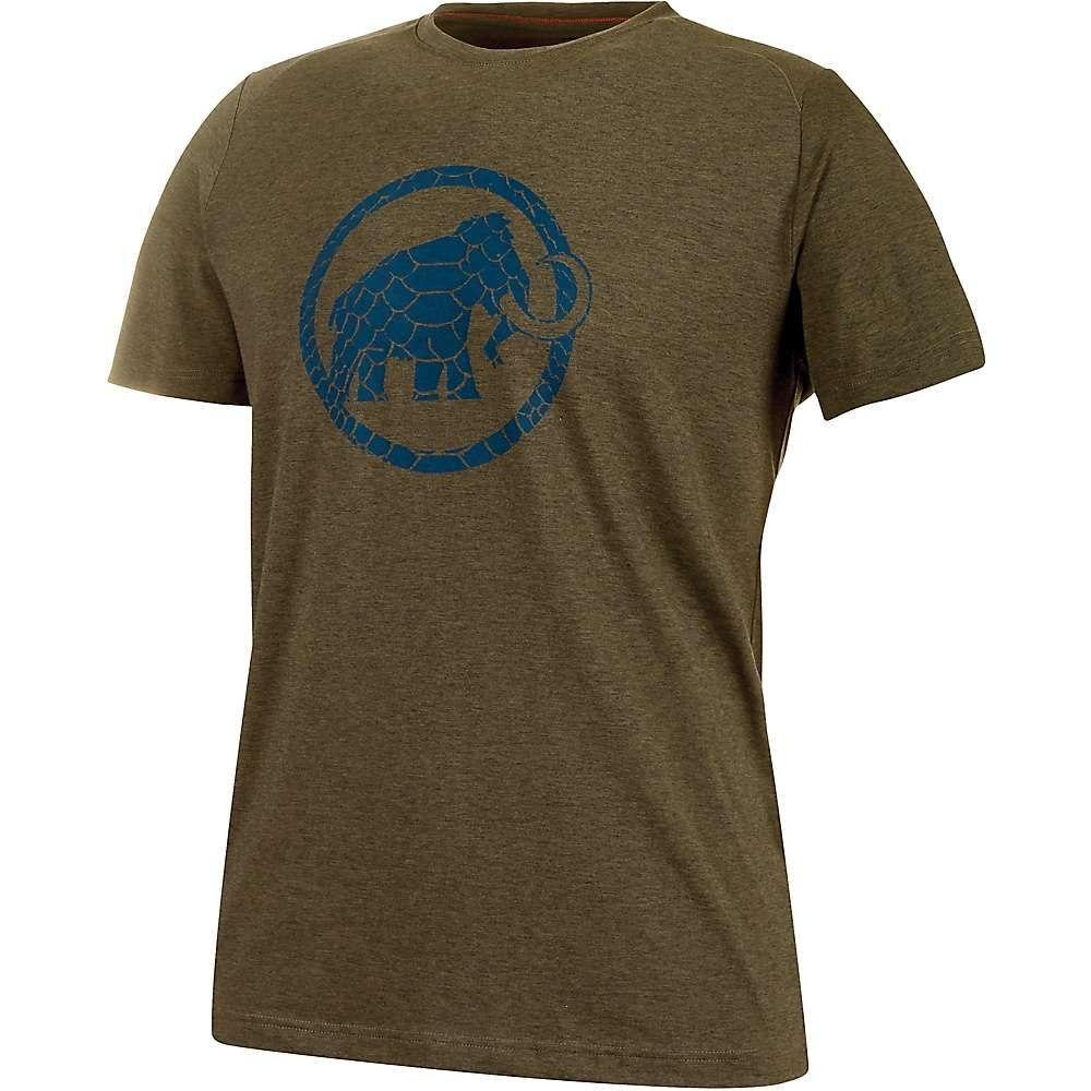 マムート Mammut メンズ ハイキング・登山 トップス【Trovat T-Shirt】Olive Melange