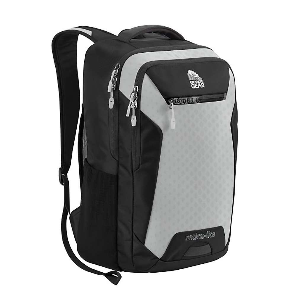 グラナイトギア ユニセックス メンズ レディース バッグ バックパック・リュック【Granite Gear Reticu-Lite Backpack】Black / Medium Grey