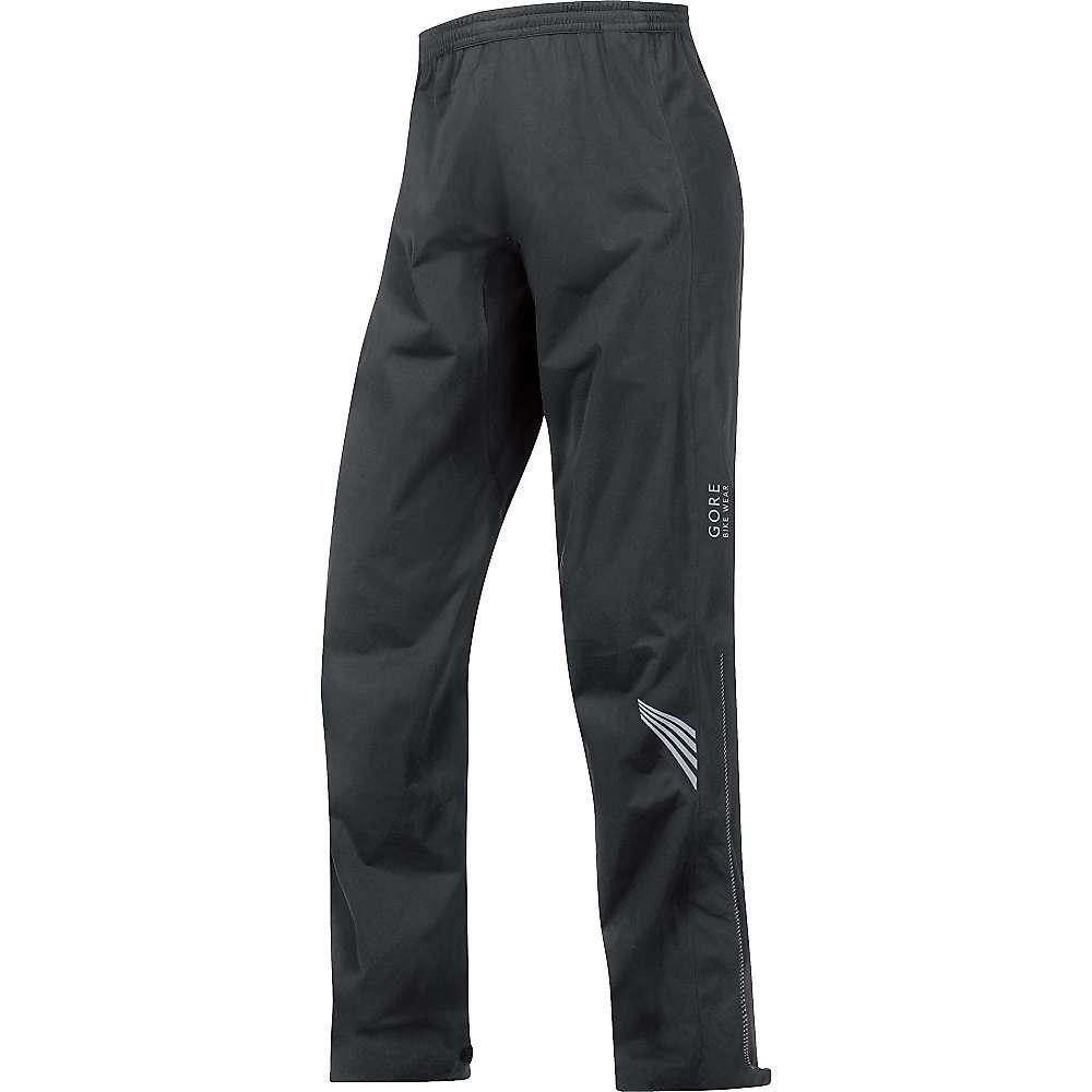 ゴア メンズ サイクリング ウェア【Gore Bike Wear Element Gore-Tex Active Shell Pant】Black