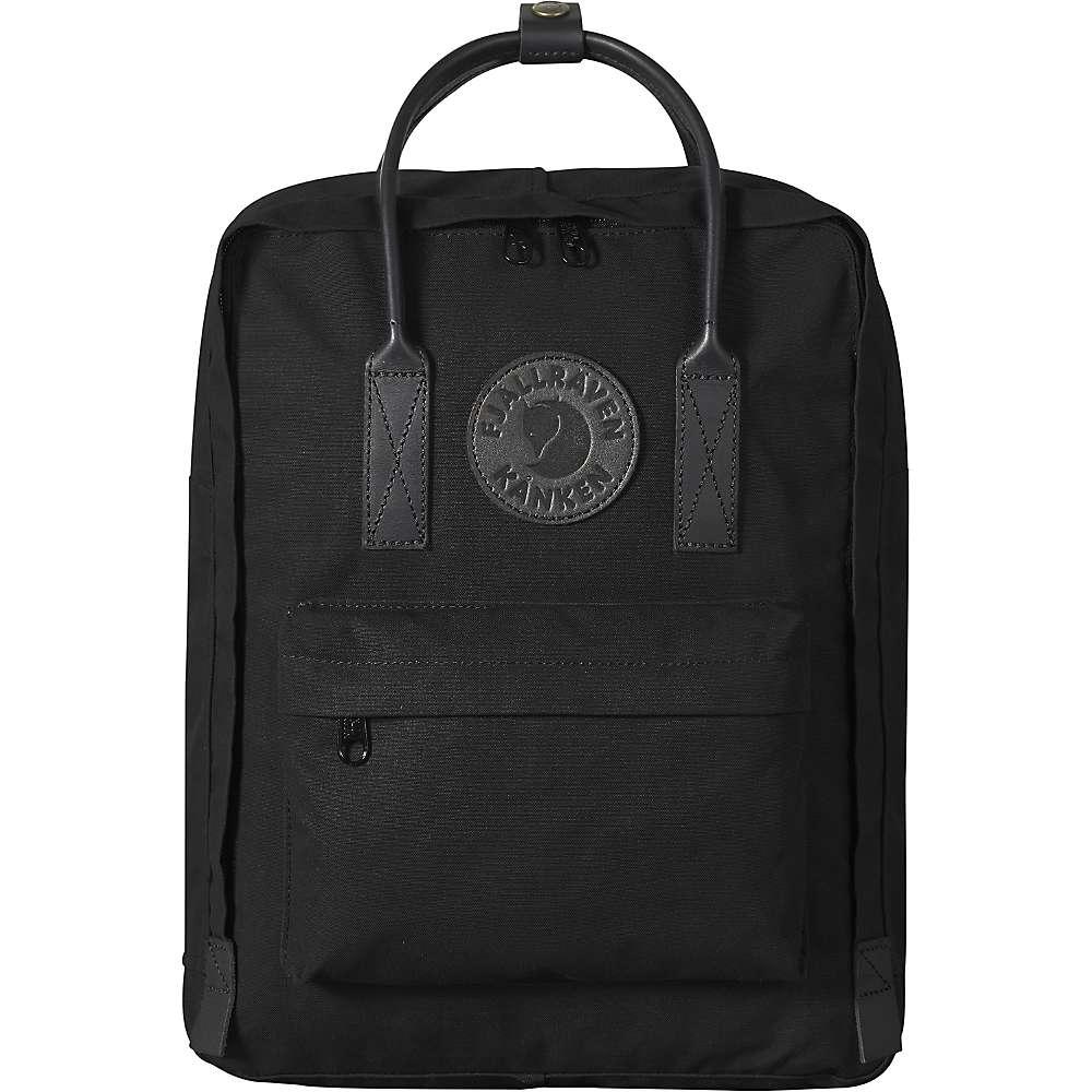 フェールラーベン ユニセックス メンズ レディース バッグ バックパック・リュック【Fjallraven Kanken No. 2 Black Backpack】Black