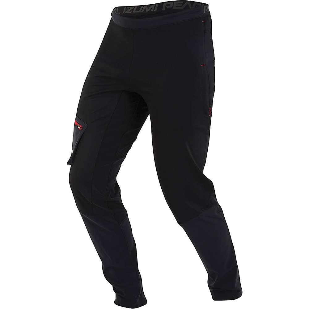 パールイズミ メンズ サイクリング ウェア【Pearl Izumi MTB Summit Softshell Pant】Black