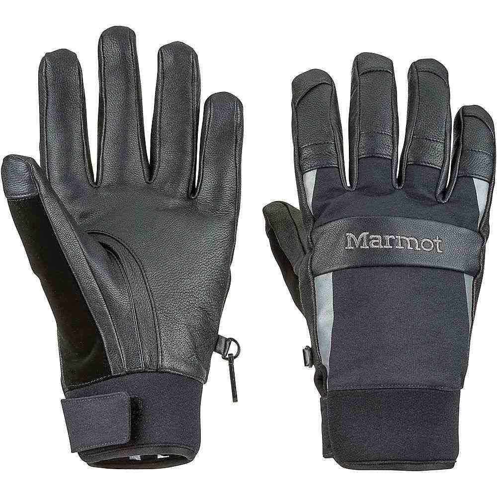マーモット Marmot メンズ スキー・スノーボード グローブ【Spring Glove】Black