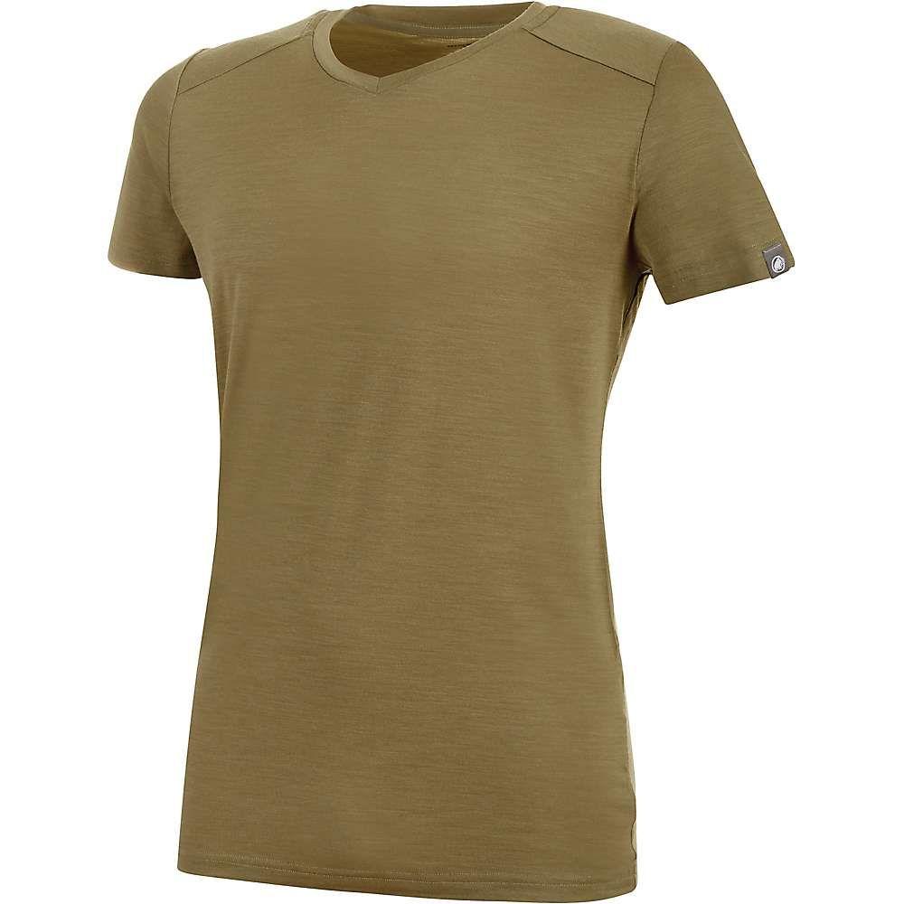 マムート Mammut メンズ ハイキング・登山 トップス【Alvra T-Shirt】Olive
