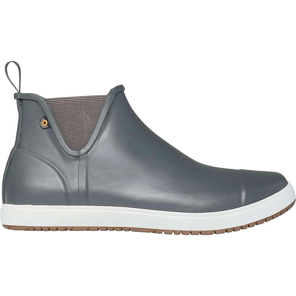 ボグス Bogs メンズ シューズ・靴 レインシューズ・長靴【Overcast Chelse Boot】Grey
