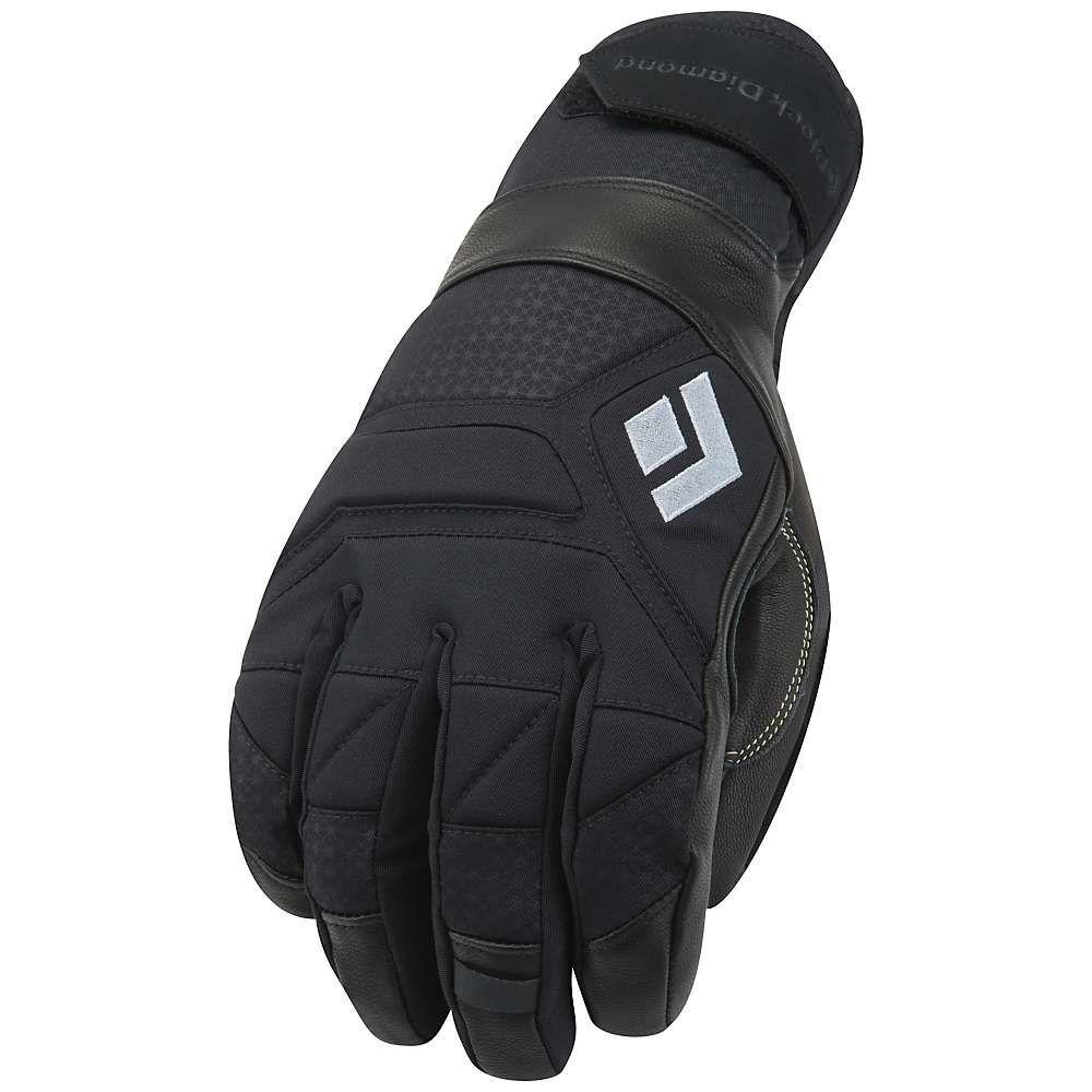 ブラックダイヤモンド Black Diamond メンズ スキー・スノーボード グローブ【Punisher Glove】Black