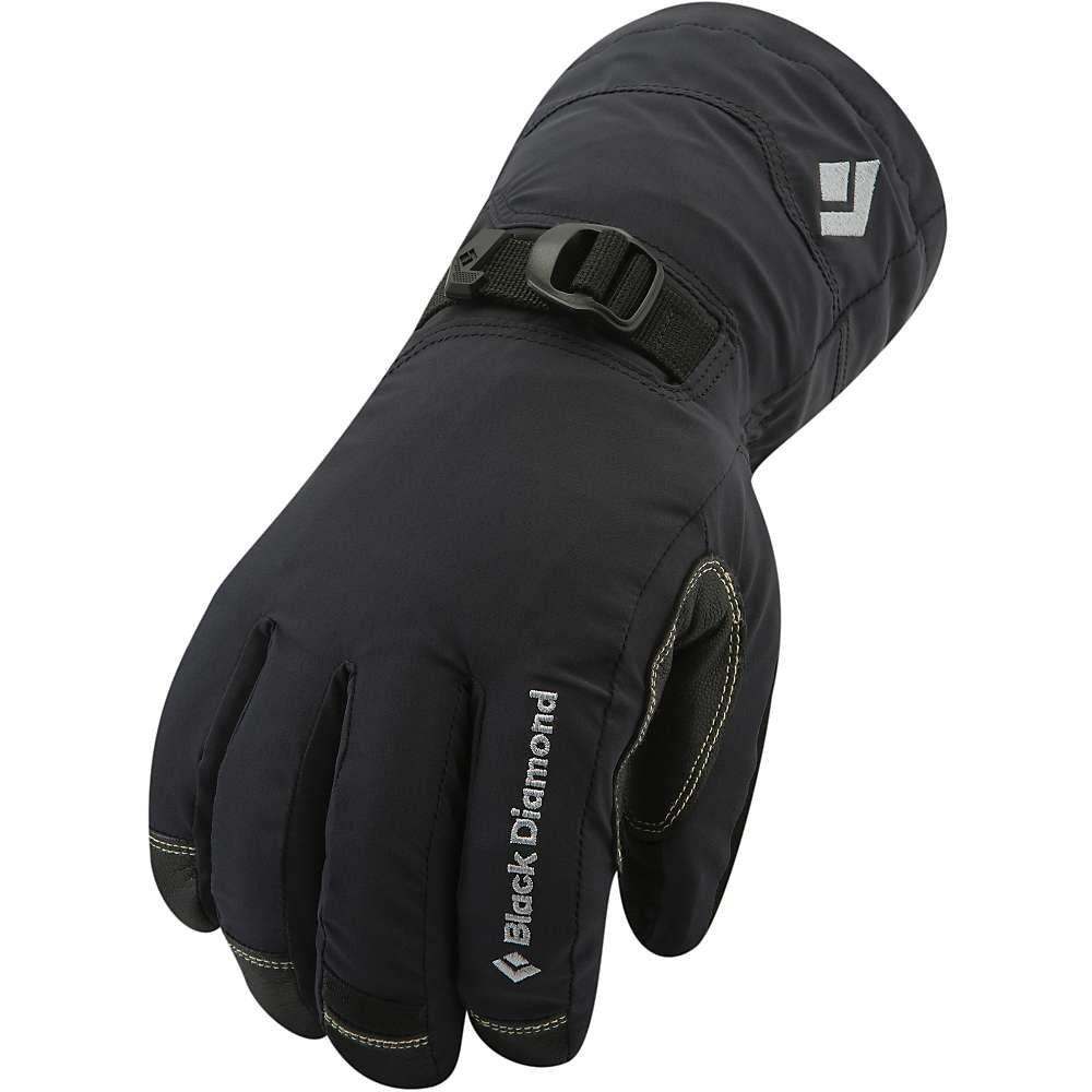 ブラックダイヤモンド Black Diamond メンズ スキー・スノーボード グローブ【Pursuit Glove】Black