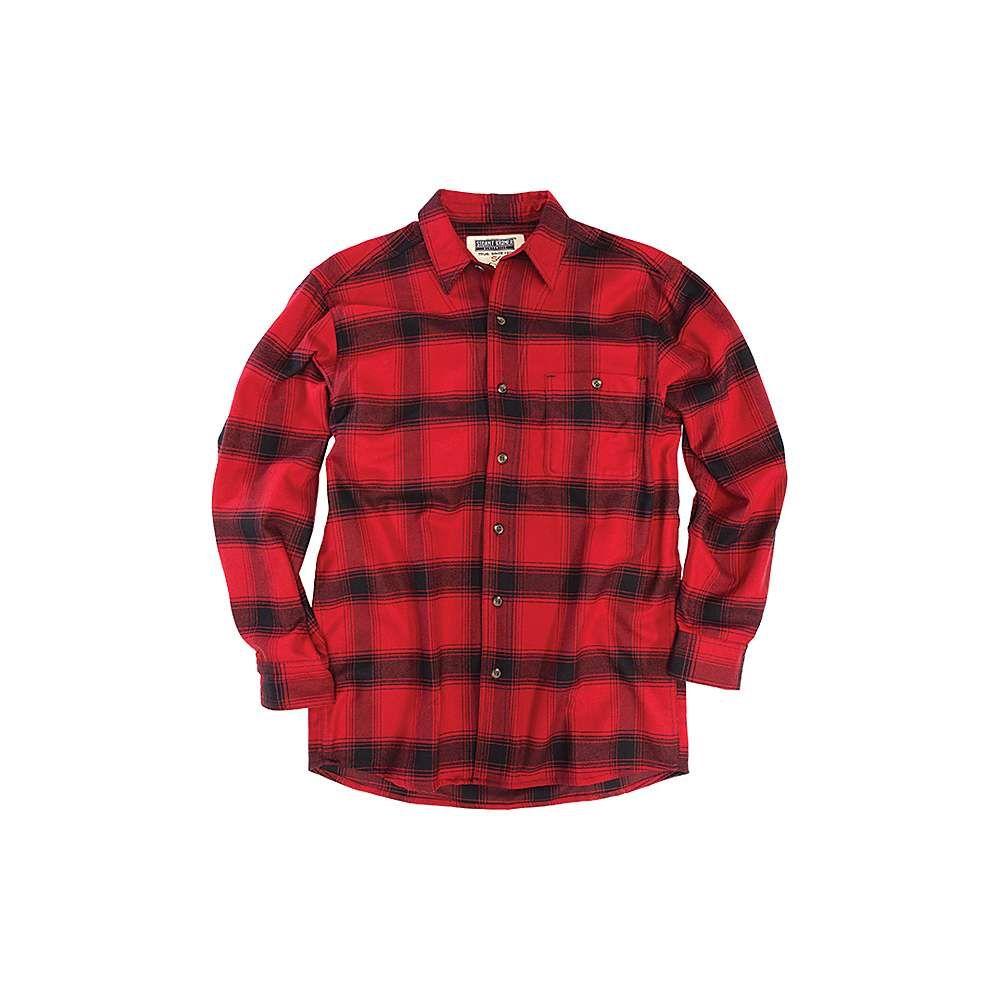 ストーミー クローマー Stormy Kromer メンズ トップス シャツ【Flannel Shirt】Red / Black