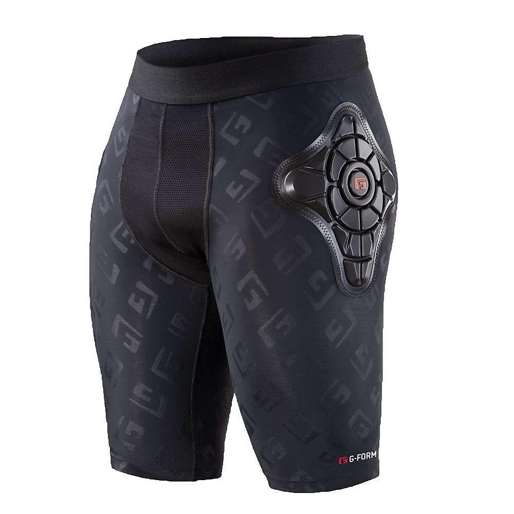 ジーフォーム G-Form メンズ 自転車 ボトムス・パンツ【Pro-X Shorts】Black