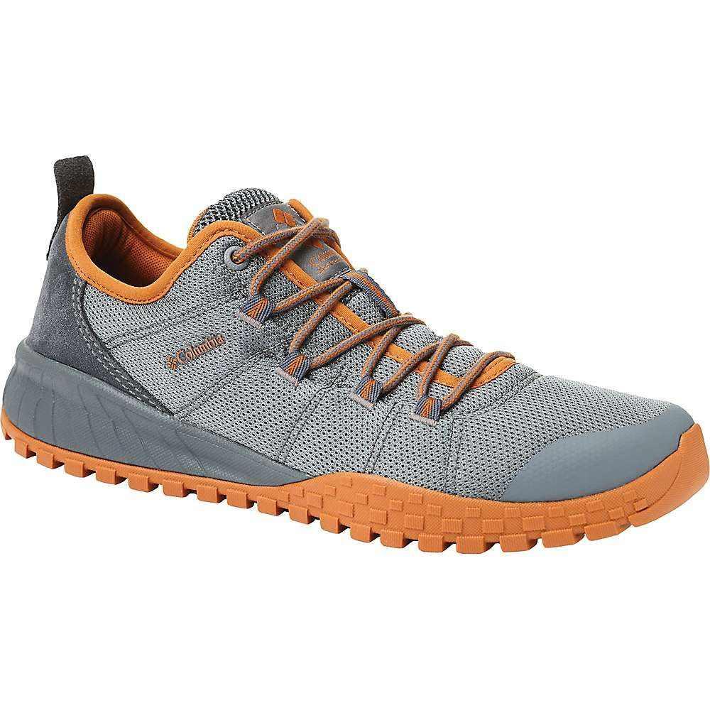 コロンビア Columbia Footwear メンズ ハイキング・登山 シューズ・靴【Columbia Fairbanks Low Shoe】Ti Grey Steel / Bright Copper