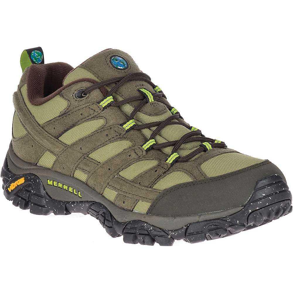 メレル Merrell メンズ ハイキング・登山 シューズ・靴【Moab 2 Vegan Boot】Dusty Olive