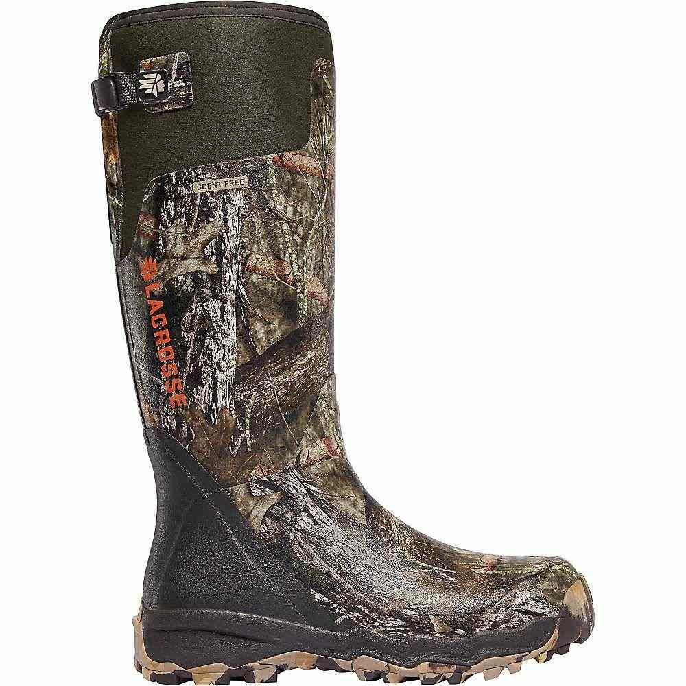 ラクロッセ Lacrosse メンズ ハイキング・登山 シューズ・靴【Alphaburly Pro 18IN Boot】Mossy Oak Break-Up Country