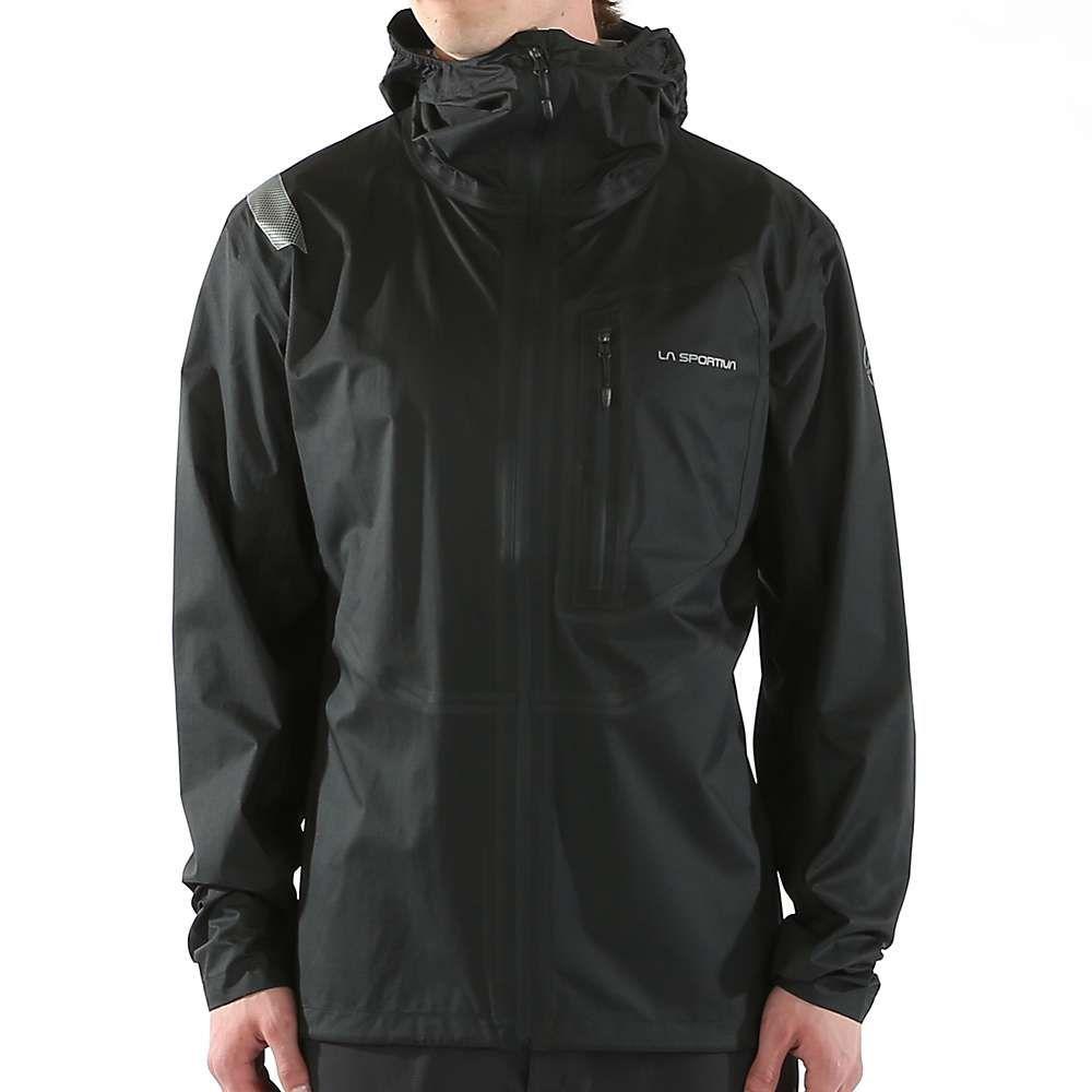 ラスポルティバ La Sportiva メンズ スキー・スノーボード アウター【Hail Jacket】Black