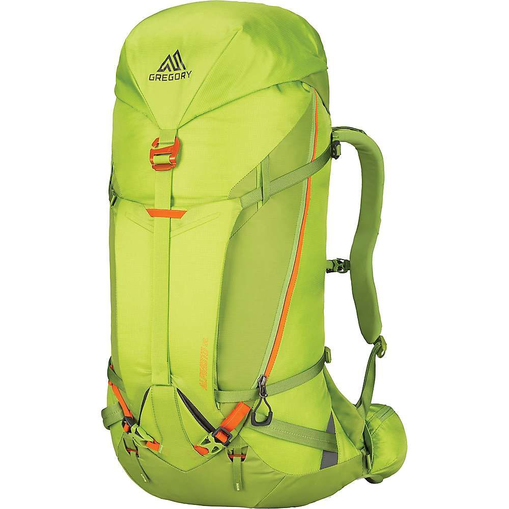 グレゴリー Gregory メンズ クライミング【Alpinisto 35 Backpack】Lichen Green