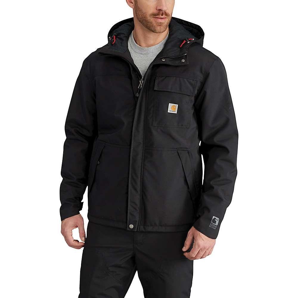カーハート Carhartt メンズ アウター ジャケット【Insulated Shoreline Jacket】Black