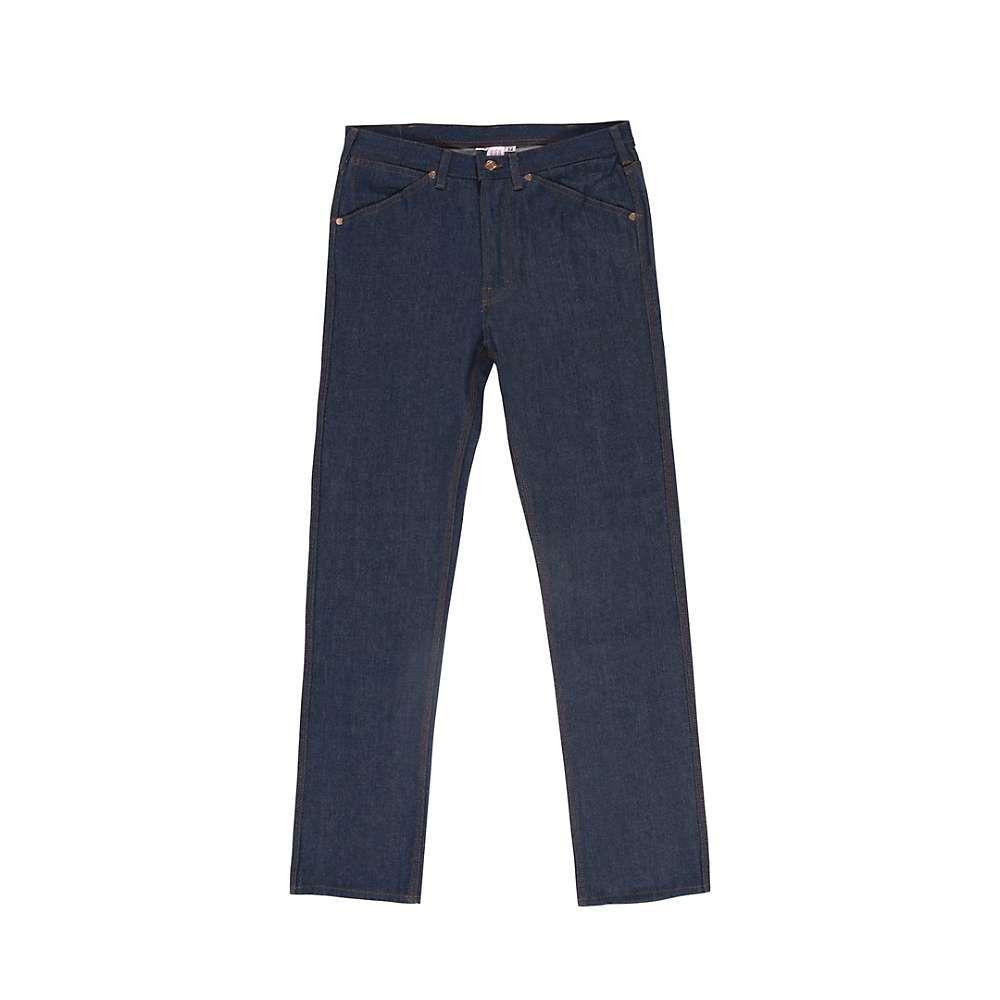 トポ デザイン Topo Designs メンズ ボトムス・パンツ【5 Pocket Pant】Blue Denim